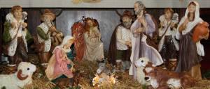 Photo of Crib at Gardiner Street Church